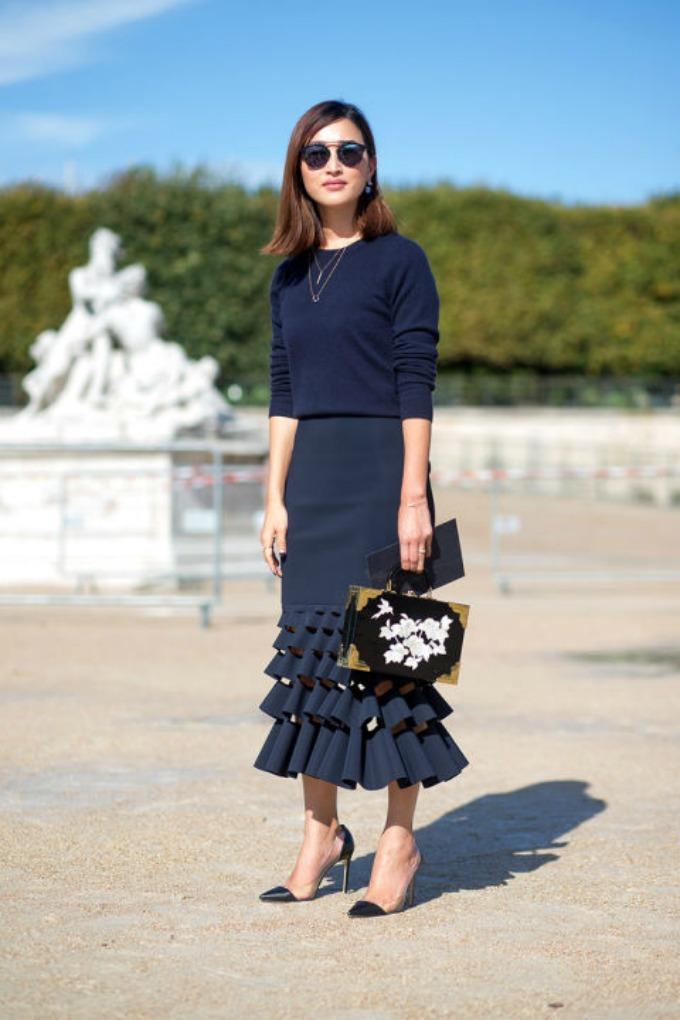 street style pariz 10 Street Style sa Nedelje mode u Parizu