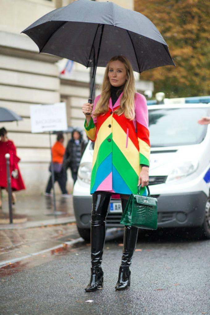street style pariz 12 Street Style sa Nedelje mode u Parizu