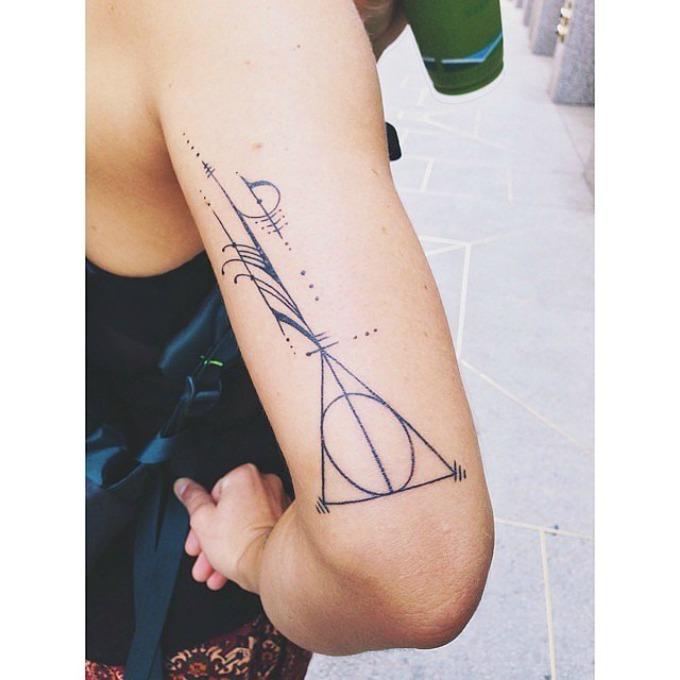tetovaze inspirisane knjigama 1 Interesantne tetovaže inspirisane poznatim knjigama