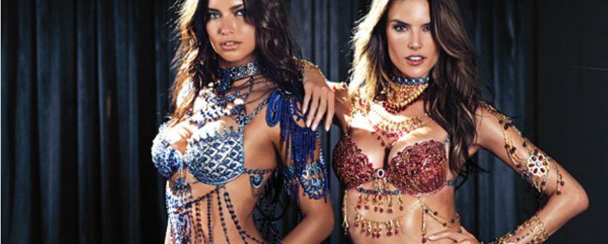 Objavljene skice kostima za ovogodišnju reviju brenda Victoria's Secret