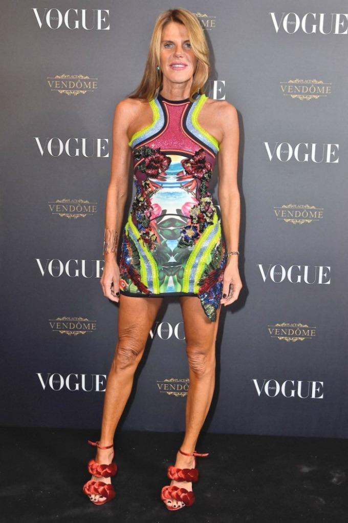 vogue paris 4 Francuski Vogue proslavio 95. rođendan