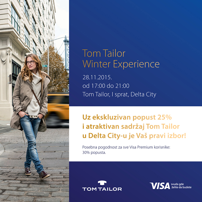 2015 11 18 TT Visa fb banner JUS2 Tom Tailor pravi izbor za ovu zimu!