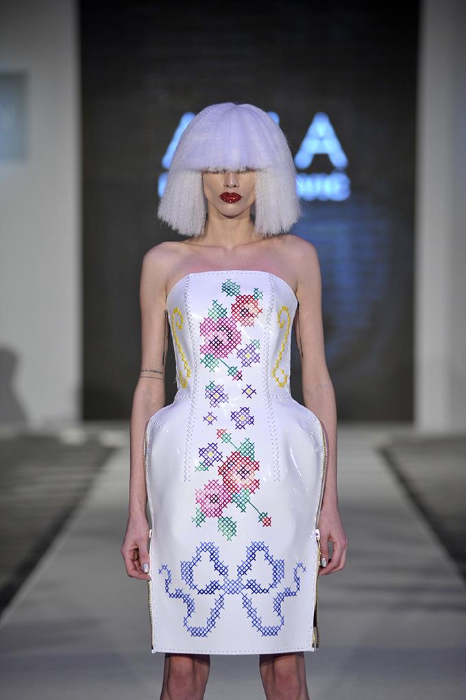Ana Ljubinkovic2 5. dan 38. BlacknEasy Fashion Week a