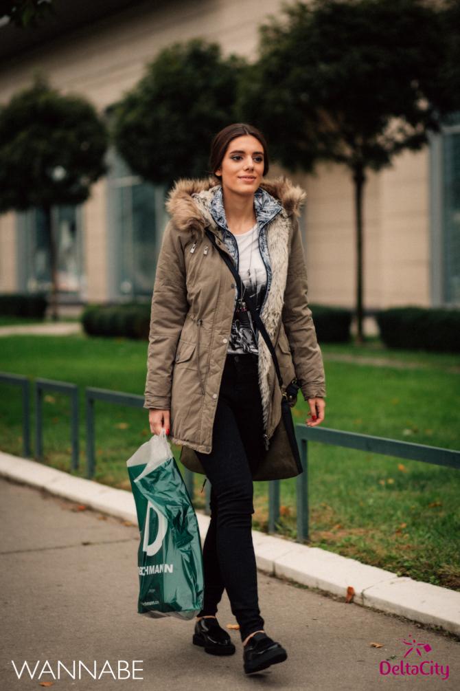Delta City modni predlog Wannabe magazine 8 Delta City modni predlog: Dobitna kombinacija za odlazak u šoping