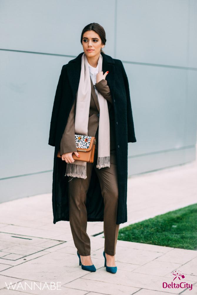 Delta City modni predlog Wannabe magazine Delta City modni predlog: Prava poslovna dama