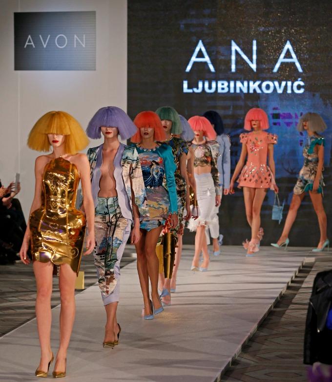 Revija Ane Ljubinkovic Ženstvene kreacije uz sudar nevinosti i iskustva