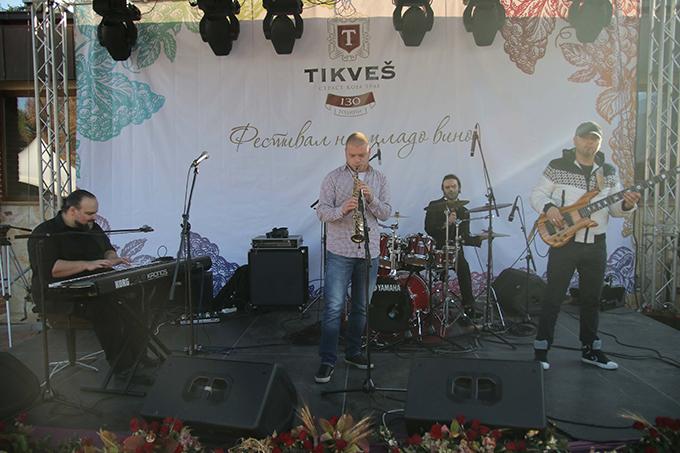 Tavitjan brothers Festival mladog vina Vinarija Tikveš Šesti Festival mladog vina Tikveš vinarije