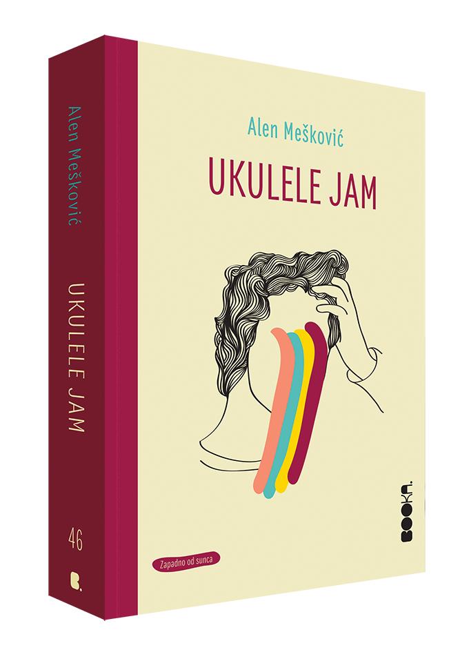 Ukulele 3D1 Skandinavska književna senzacija sa naših prostora u izdanju Booke