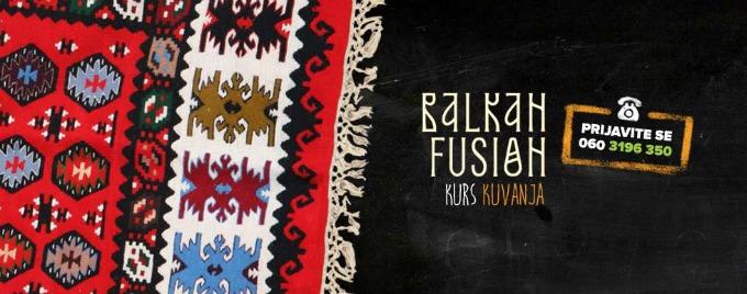 balkan fusion il primo skola kuvanja 1 Počinje nova grupa kursa Balkan Fusion u Il Primo školi kuvanja