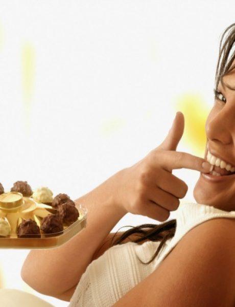 Šta da radim kad volim čokoladu