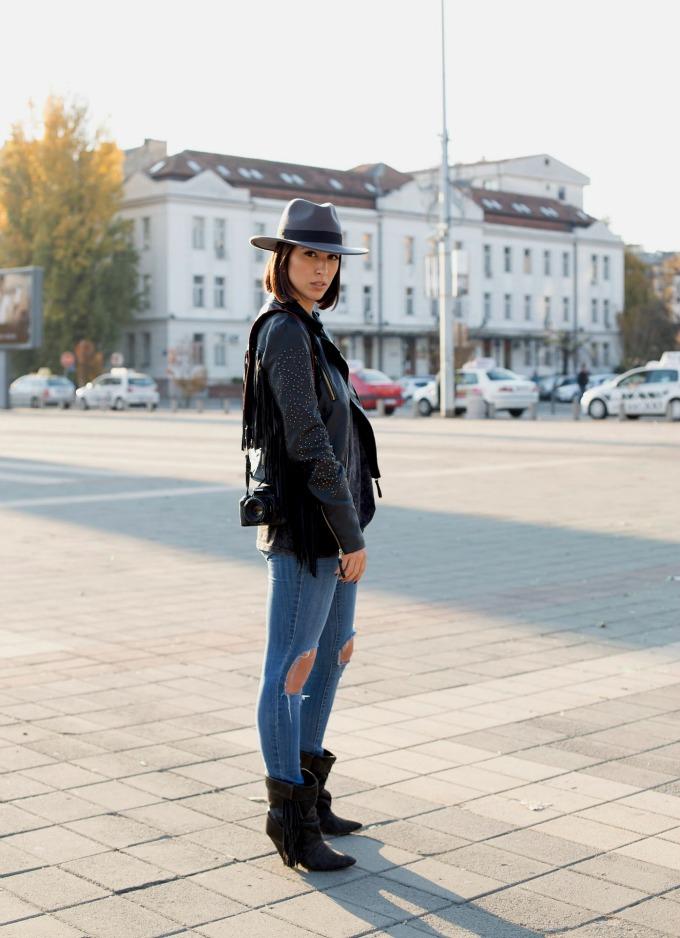 dunja jovanic stil 1 Stil blogerki: 10 odevnih kombinacija Dunje Jovanić