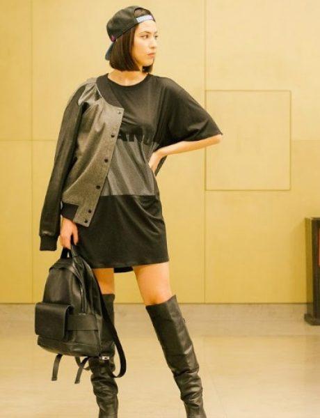 Stil blogerki: 10 odevnih kombinacija Dunje Jovanić