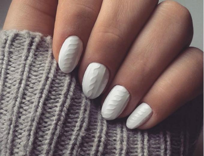 dzemper manikir 2 Džemper manikir kao trend za hladne dane