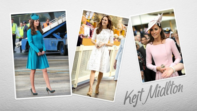 modna varjaca 1 Modna varjača: Stil Kejt Midlton