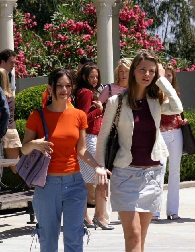 modne lekcije okrug oranz 1 Modne lekcije iz serije Okrug Oranž