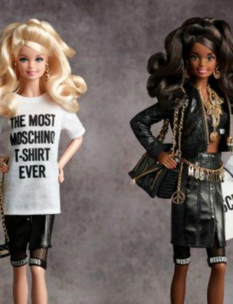 Dečak po prvi put u reklami za lutku Barbie