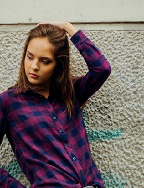 Modni predlog N Fashion: Karirana košulja kao jesenji must have
