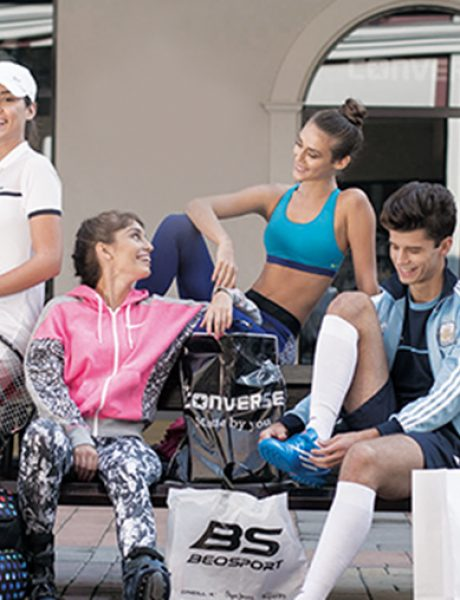 Fashion Park Outlet Centar Inđija poziva vas na sportski vikend