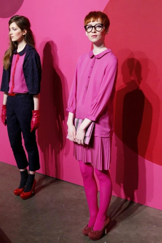 roze odeca Kako da nosiš monohromatsku garderobu ove jeseni