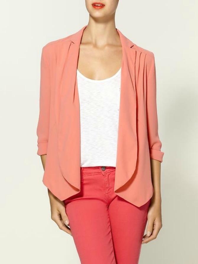 roze odeca2 Kako da nosiš monohromatsku garderobu ove jeseni