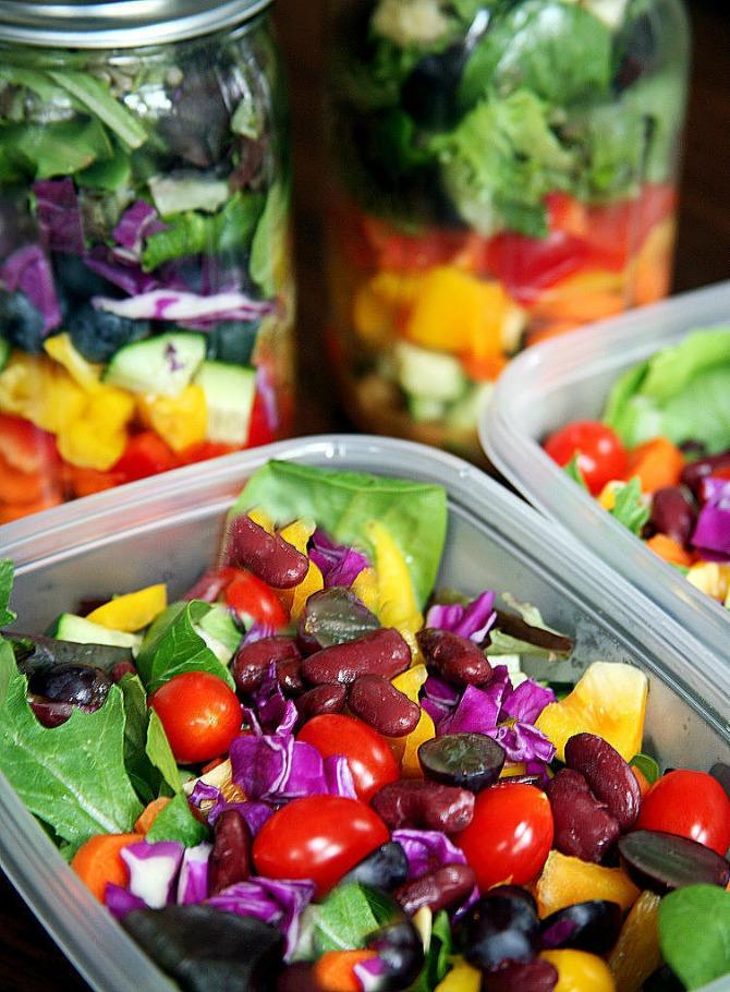 zdravo mirsavljenje ručak Navike uz pomoć kojih ćete na zdrav način izgubiti kilograme