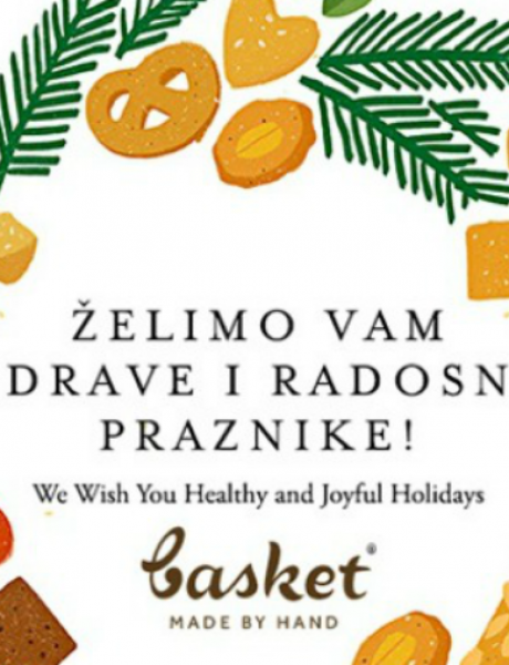 I u Novoj godini grickajte zdrave Basket proizvode