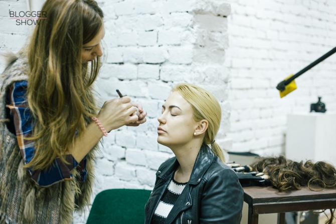 "Behind the scenes Wannabe beauty editorial Avon Blogger show 2 Blogger Show: 8. epizoda ""Blogerski život"""