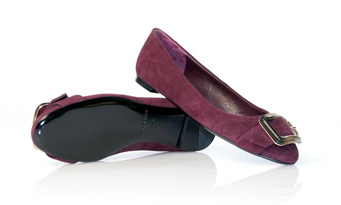Burberry cipele Praznični glamur na XYZ policama