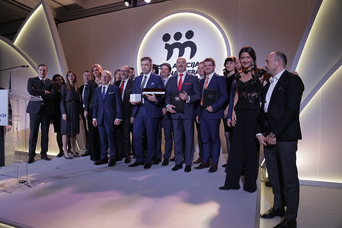 Dobitnici SAM nagrada SAM dodelio priznanja najboljima