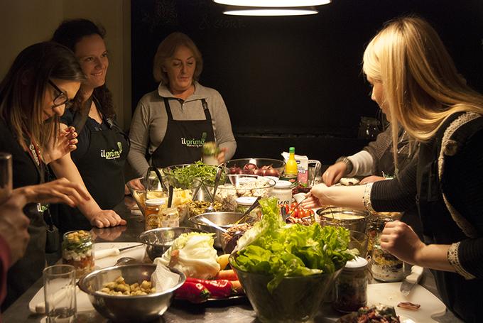 IlPrimo Teglas    svet u tegli i Il Primo škola kuvanja