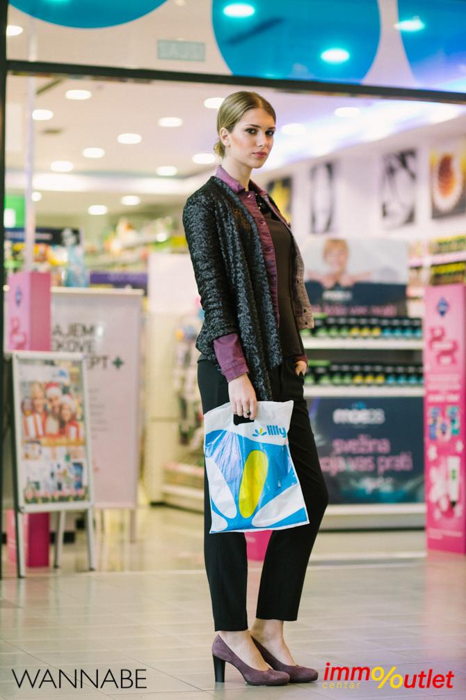 Immo uotlet center fashion predlog Wannabe magazine 121 Modni predlozi iz Immo Outlet Centra: Elegantna damska varijanta