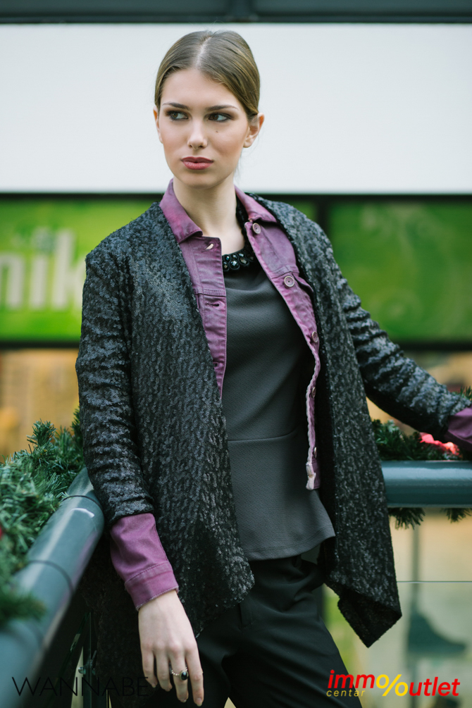 Immo uotlet center fashion predlog Wannabe magazine 131 Modni predlozi iz Immo Outlet Centra: Elegantna damska varijanta