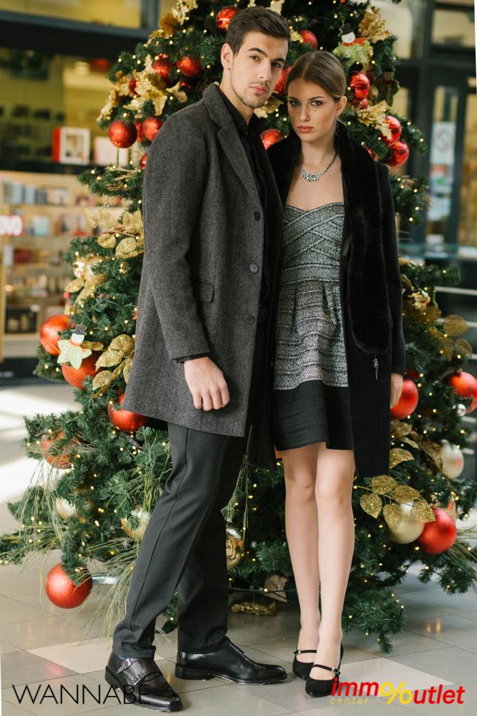 Immo uotlet center fashion predlog Wannabe magazine 6 Modni predlozi iz Immo Outlet Centra: Elegancija u novogodišnjoj noći