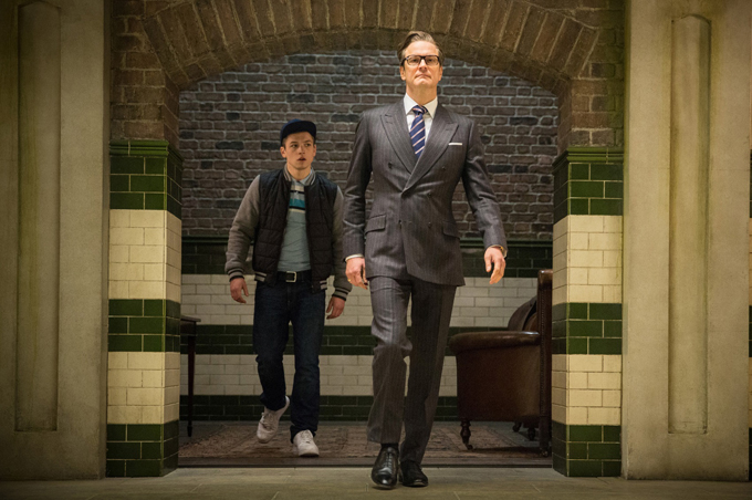 Kingsman The Secret Service Šta ćemo gledati ove zime na HBO u?