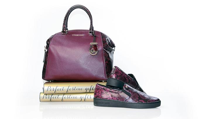 Michael Kors torba cipele Praznični glamur na XYZ policama
