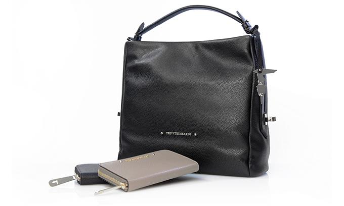 Trussardi torba novčanik Praznični glamur na XYZ policama