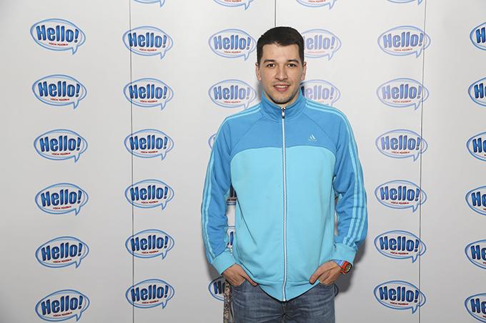 Viktor Savic Najveće domaće tinejdž zvezde na Hello! žurki