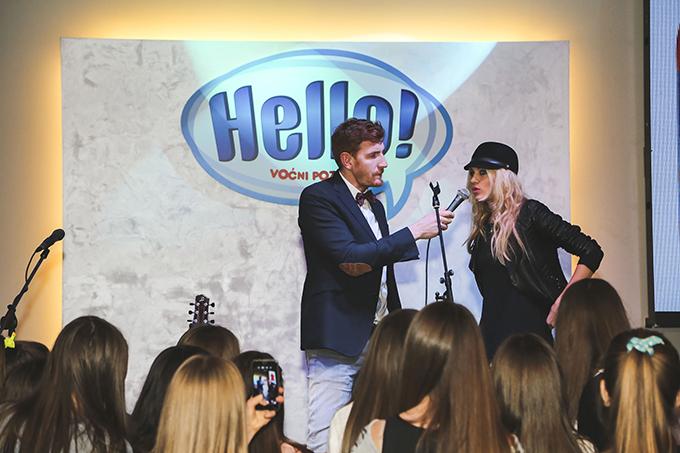 Vladimir Aleksic i Nevena Bozovic Najveće domaće tinejdž zvezde na Hello! žurki