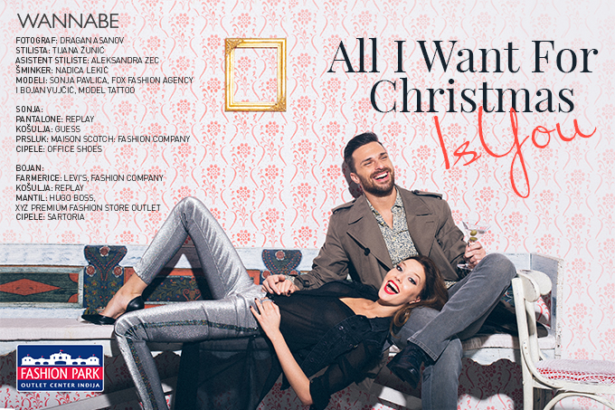 Wannabe Editorijal Decembar 680 1 Wannabe editorijal: All I Want for Christmas is You