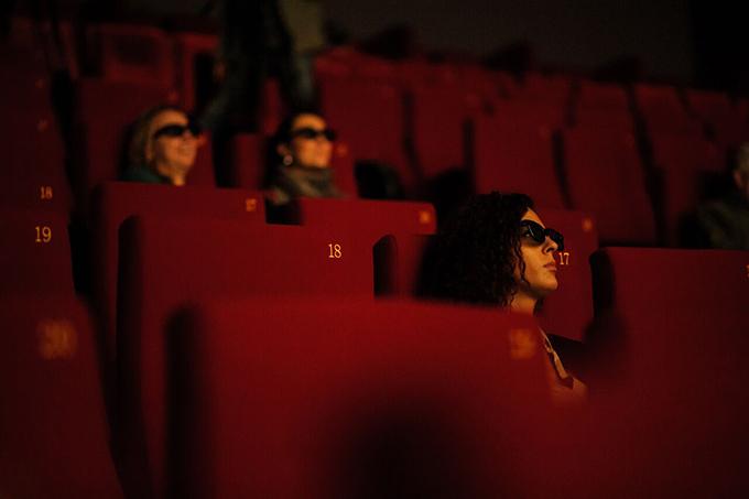 cinestar enterijer Doživi CineStar: Bioskopsko iskustvo sa pet zvezdica zvanično počinje
