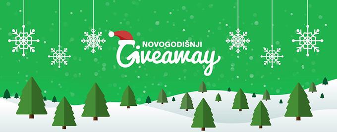 giveaway Solidarna Klopica i Belgrade Giveaway organizuju Veliki novogodišnji Giveaway