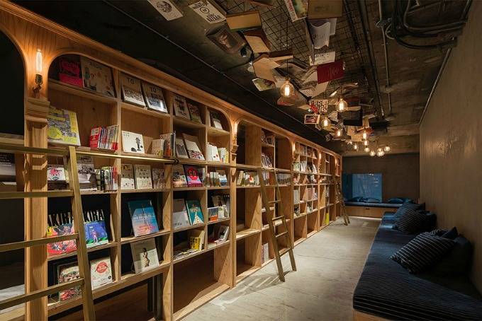 hotel biblioteka 3 Da li biste noćili u hotelu biblioteci?