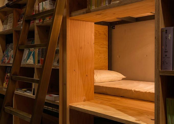 hotel biblioteka 4 Da li biste noćili u hotelu biblioteci?