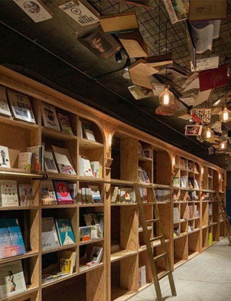 Da li biste noćili u hotelu-biblioteci?