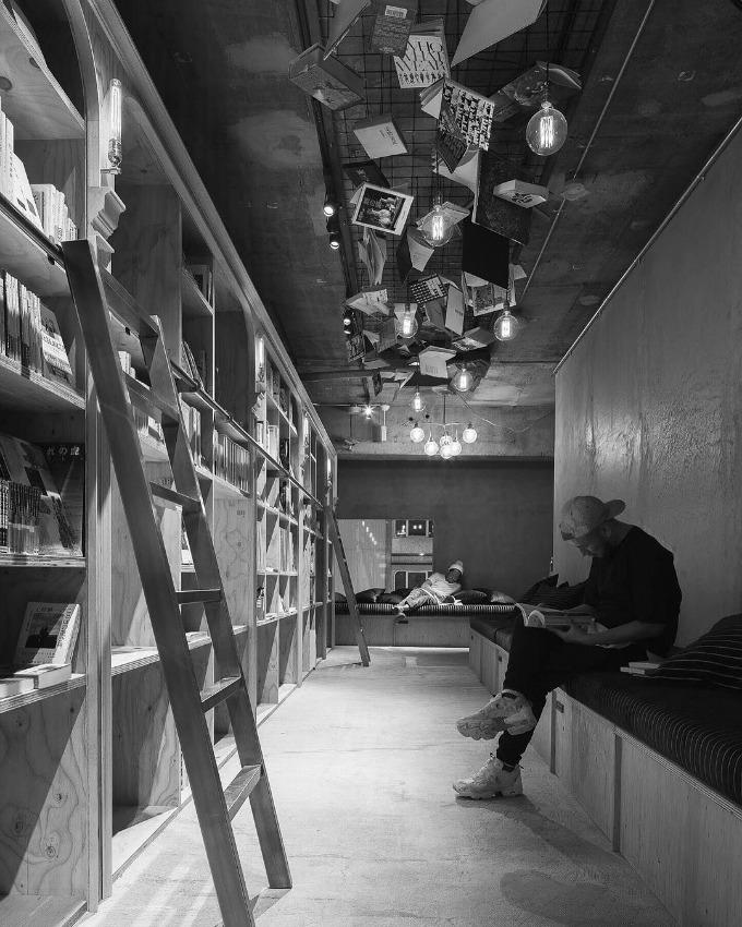 hotel biblioteka 7 Da li biste noćili u hotelu biblioteci?