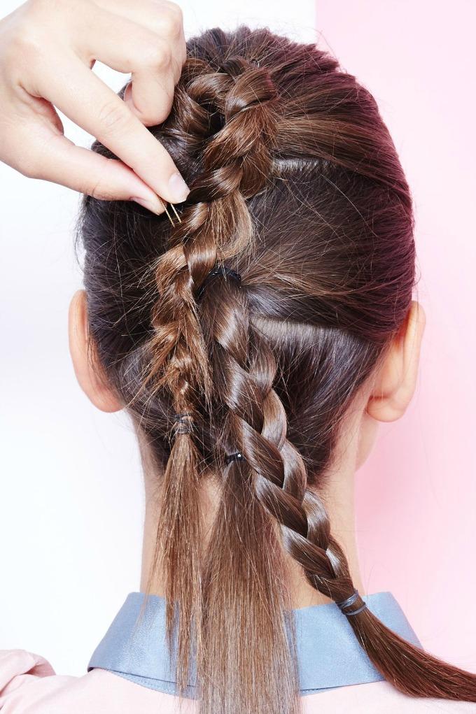 konjski rep frizure 4 Napravi sama frizure sa konjskim repom
