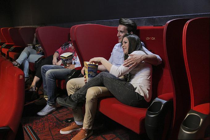 love box Stižu nam CineStar bioskopi   po meri holivudskih mega zvezda, ali i običnih ljudi!