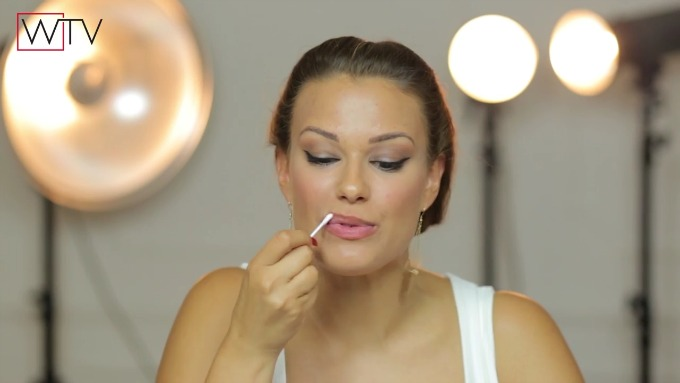make up tutorijal tamara cosic 1 Make up tutorijal: Punije usne u nekoliko koraka