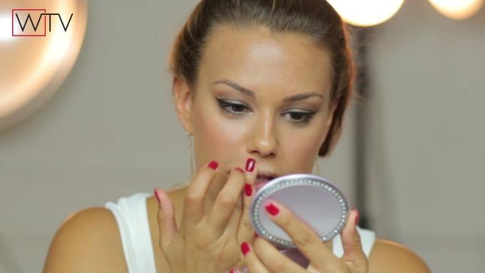 make up tutorijal tamara cosic 4 Make up tutorijal: Punije usne u nekoliko koraka
