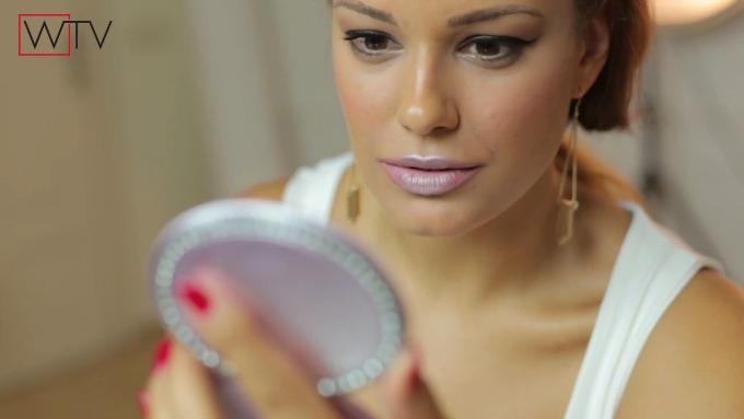 make up tutorijal tamara cosic 6 Make up tutorijal: Punije usne u nekoliko koraka